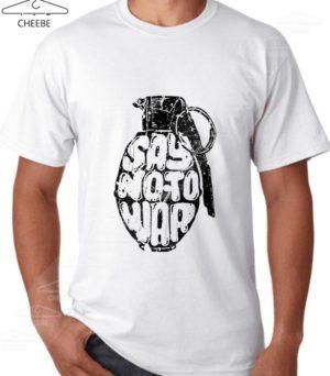 تیشرت Say No To War